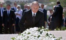 V. Putinas Uzbekistane