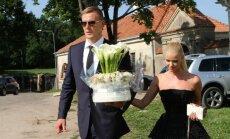 Robertas Javtokas su žmona