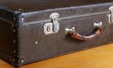 Kaip atnaujinti apdulkėjusį ir apibraižytą lagaminą