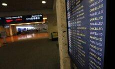 Atostogas užsienyje suplanavusiems lietuviams derėtų susirūpinti dėl skrydžių sutrikdymų