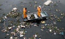 Vandens užteržtumas – didžiulė Rio de Žaneiro problema
