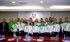 Specialioje olimpiadoje JAV – 13-a Lietuvos atstovų (R. Mizero nuotr.)