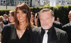 Susan Schneider ir Robinas Williamsas