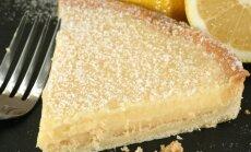 Varškės pyragas, pagal močiutės receptą