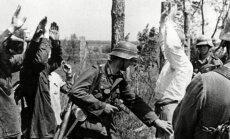 Bresto tvirtovės gynėjai pasiduoda Vermachto pajėgoms
