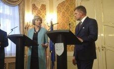 Theresa May, Robertas Fico