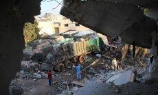 Alepas, Sirija