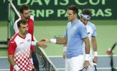 Daviso taurė, Kroatija - Argentina