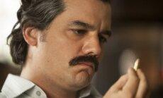 Wagneris Moura vaidina Pablo Escobarą seriale Narcos