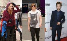 Cara Delevingne, Rupert Grint, Robert Pattinson