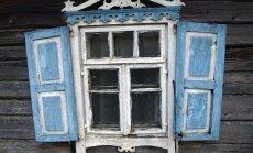 Tradicinė Vilnijos langų puošyba