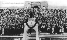 Dainų šventė 1924m.