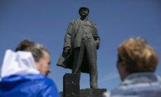 Lenino skulptūra, Rusija