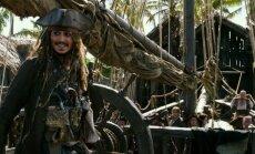"""Kadras iš filmo Karibų piratai: Salazaro kerštas"""""""