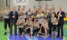 Braliukų krepšinio komanda iš Latvijos
