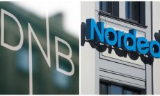 Jungiasi DNB ir Nordea bankai