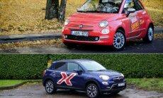 Fiat 500 ir Fiat 500X