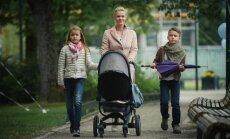 Vilma Javtokienė su vaikais