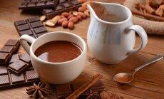 Liežuvį kutenantis karštas šokoladas