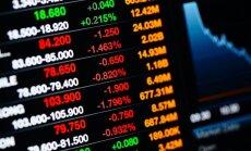 """""""Biržos laikmatis"""": savaitės pabaigoje akcijų biržose dominavo """"buliai"""""""