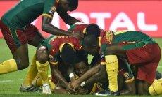 Afrikos Nacijų taurė, Kamerūno rinktinė džiaugiasi čempionų titulu