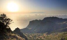 Garachonajaus nacionalinis parkas, La Gomera (Kanalai, Ispanija)