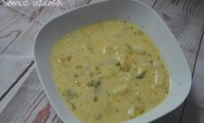 Česnakų sriuba