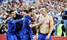 Kroatijos futbolininkai