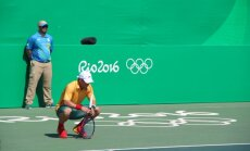 Rio žaidynės: Ričardas Berankis - Johnas Millmanas