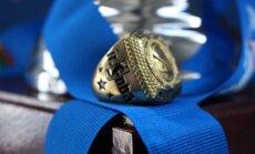 Jr. NBA Lietuva čempiono žiedas