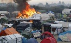 Dega Kalė stovykla