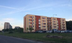 Social housing in Alytus