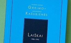 Algirdo Juliaus Greimo ir Aleksandros Kašubienės laiškai 1988-1992