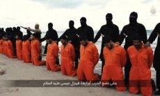 ISIS įvykdė egzekuciją krikščionims