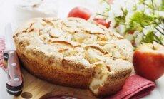 Močiutės obuolių pyragas, kurį sugebės iškepti kiekviena šeimininkė