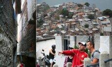 Tito Braga pasivadinęs lietuvis Titas Adomaitis įleido šaknis Vidigalio faveloje Rio de Žaneire