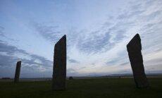 Steneso megalitai