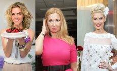Liucina Rimgailė, Gintarė Karaliūnaitė-Canuel, Kristina Ivanova