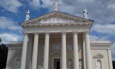 Vilniaus katedra, R. Gečaitės nuotr.