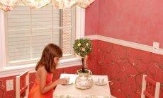 Mažai princesei - svajonių kambarys