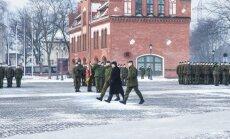 Motorised Infantry Brigade Žemaitija. Photo Ministry of National Defence