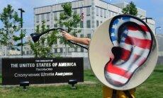JAV ambasada Kijeve