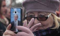Vladimir Putin visit to Crimea