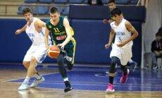 Lietuvos jaunučiai dalyvauja turnyre Turkijoje