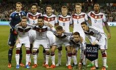 Vokietijos rinktinės futbolininkai