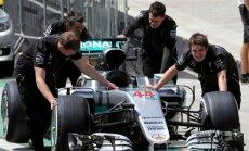 Mercedes komanda