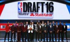 NBA naujokų biržos dalyviai