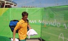 Ričardas Berankis Rio de Žaneiro olimpinėse žaidynėse