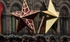 Maskvoje vyko 1941 metams paminėti skirtas karinis paradas