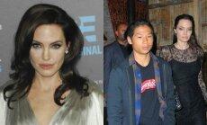 Angelina Jolie su sūnumi